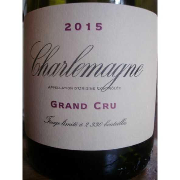 CORTON CHARLEMAGNE Domaine de la Vougeraie 2014