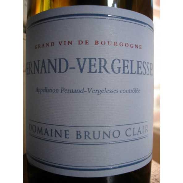 PERNAND VERGELESSES BLANC BRUNO CLAIR 2015