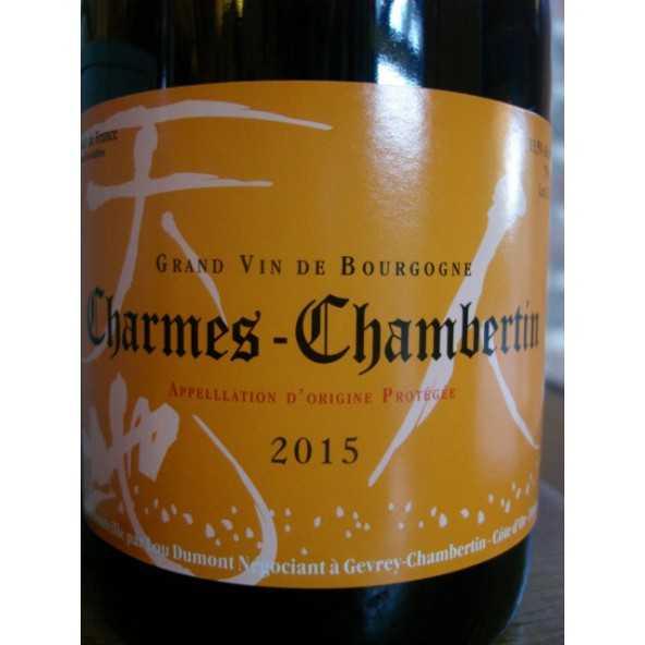 CHARMES CHAMBERTIN GRAND CRU LOU DUMONT