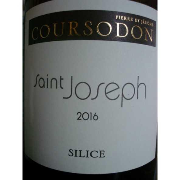 SAINT JOSEPH SILICE BLANC COURSODON 2015