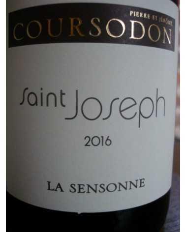 SAINT JOSEPH La Sensonne  Coursodon 2015