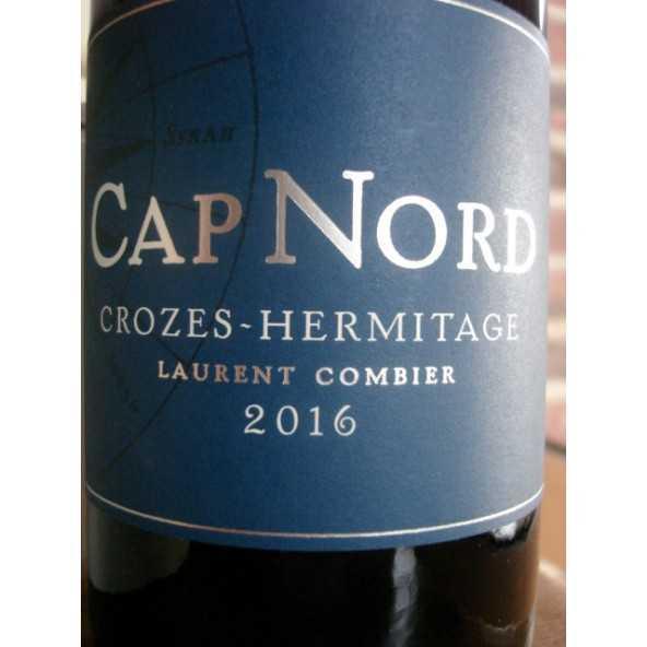 CROZES HERMITAGE ROUGE CAP NORD DOMAINE COMBIER 2016