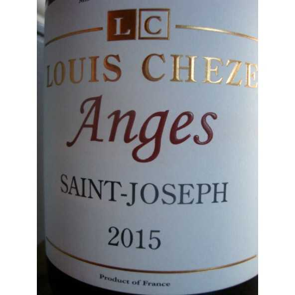 SAINT JOSEPH ROUGE LES ANGES LOUIS CHEZE