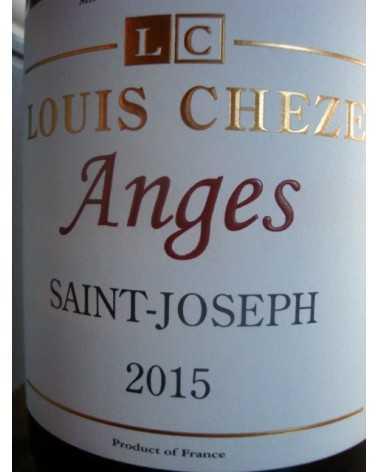 SAINT JOSEPH ROUGE LES ANGES LOUIS CHEZE