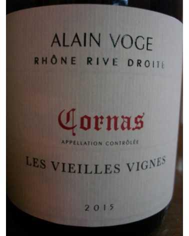 CORNAS Les Vieilles Vignes  Alain Voge 2015