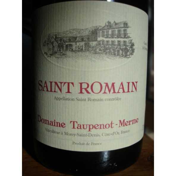 SAINT ROMAIN ROUGE DOMAINE TAUPENOT MERME 2015