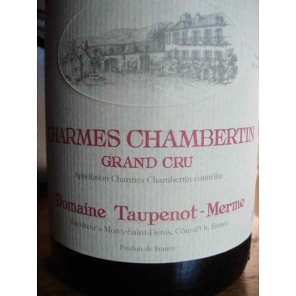 CHARMES CHAMBERTIN TAUPENOT MERME