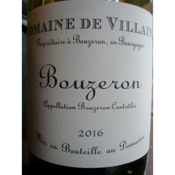 BOUZERON ALIGOTE  DE VILLAINE 2015