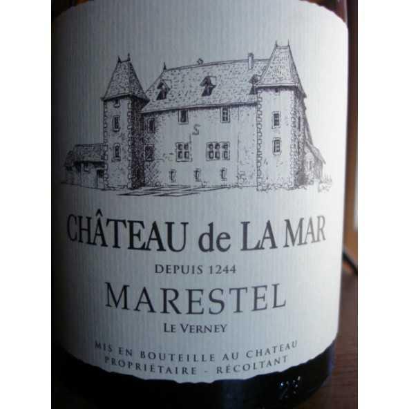 MARESTEL LE VERNEY CHATEAU DE LA MAR