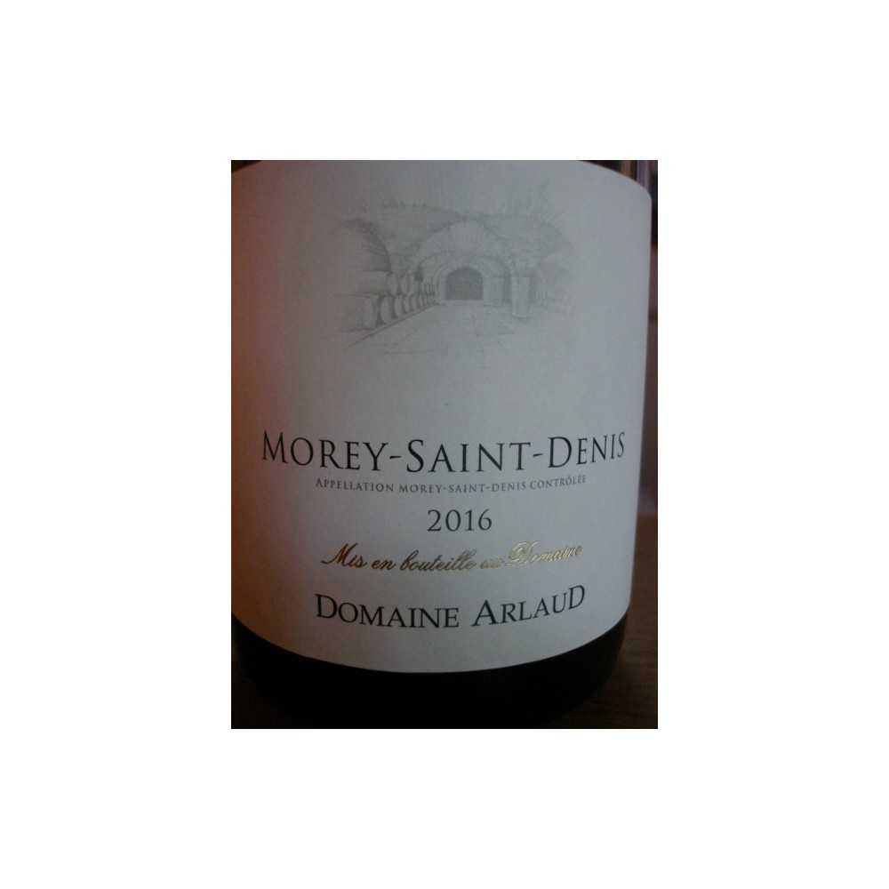 MOREY SAINT DENIS Domaine Arlaud 2015