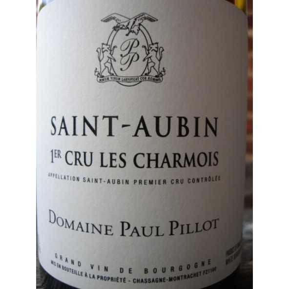 SAINT AUBIN 1er CRU LES CHARMOIS Dom.Paul Pillot