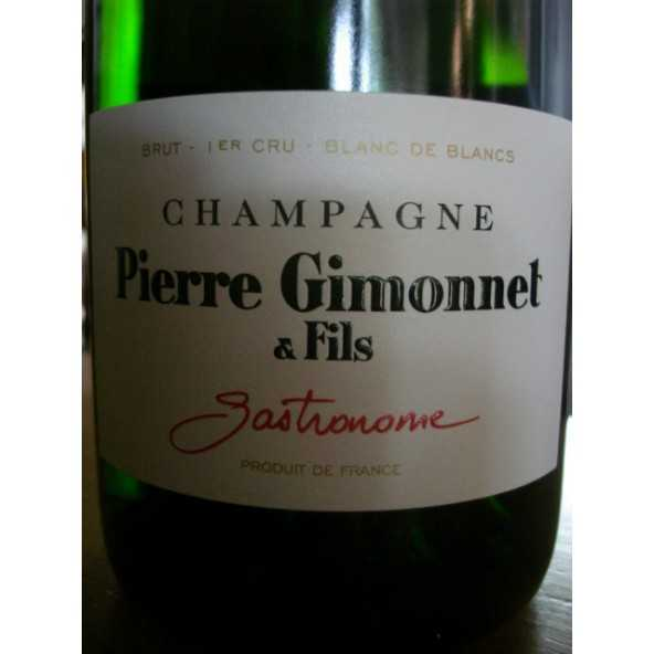 CHAMPAGNE GIMONNET GASTRONOME 2012