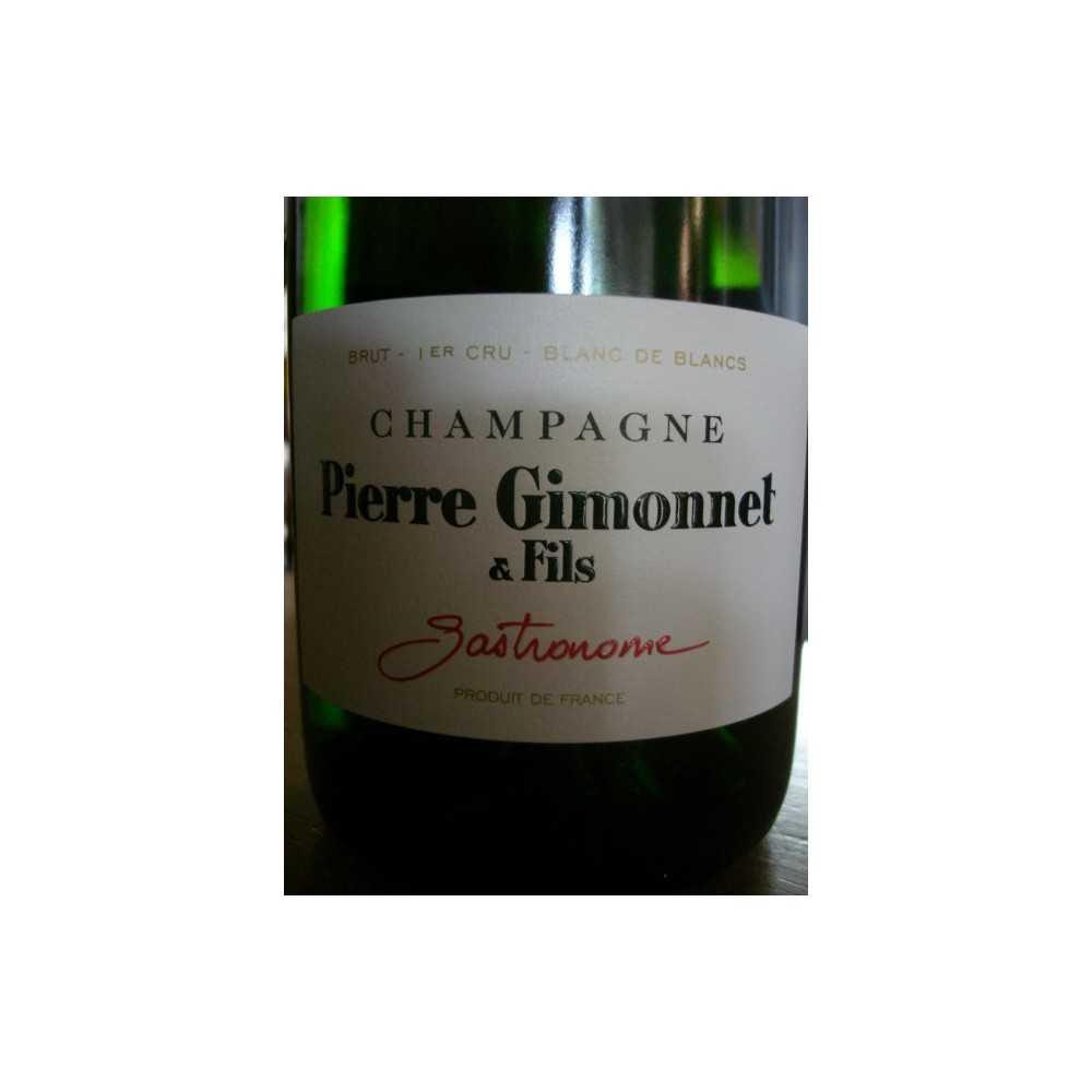 CHAMPAGNE GIMONNET GASTRONOME 2012