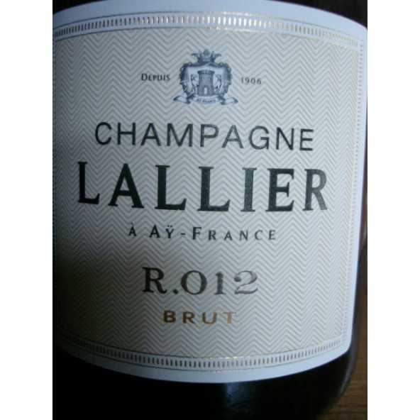 CHAMPAGNE LALLIER BRUT R.013