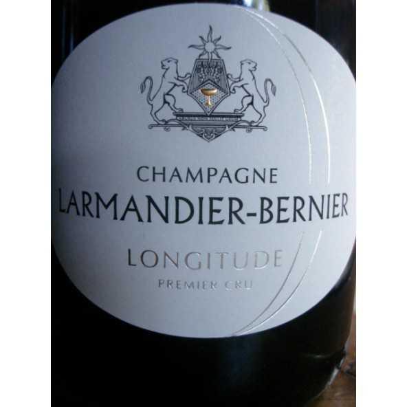 CHAMPAGNE LARMANDIER-BERNIER LONGITUDE BLANC DE BLANCS