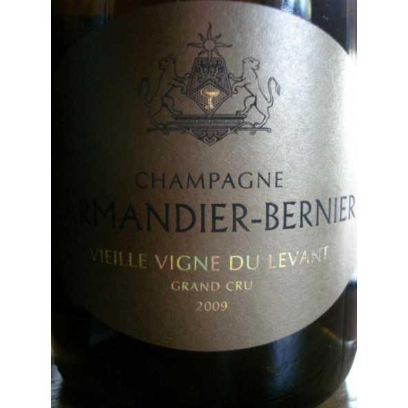 CHAMPAGNE LARMANDIER-BERNIER VIEILLE VIGNE DU LEVANT 2009