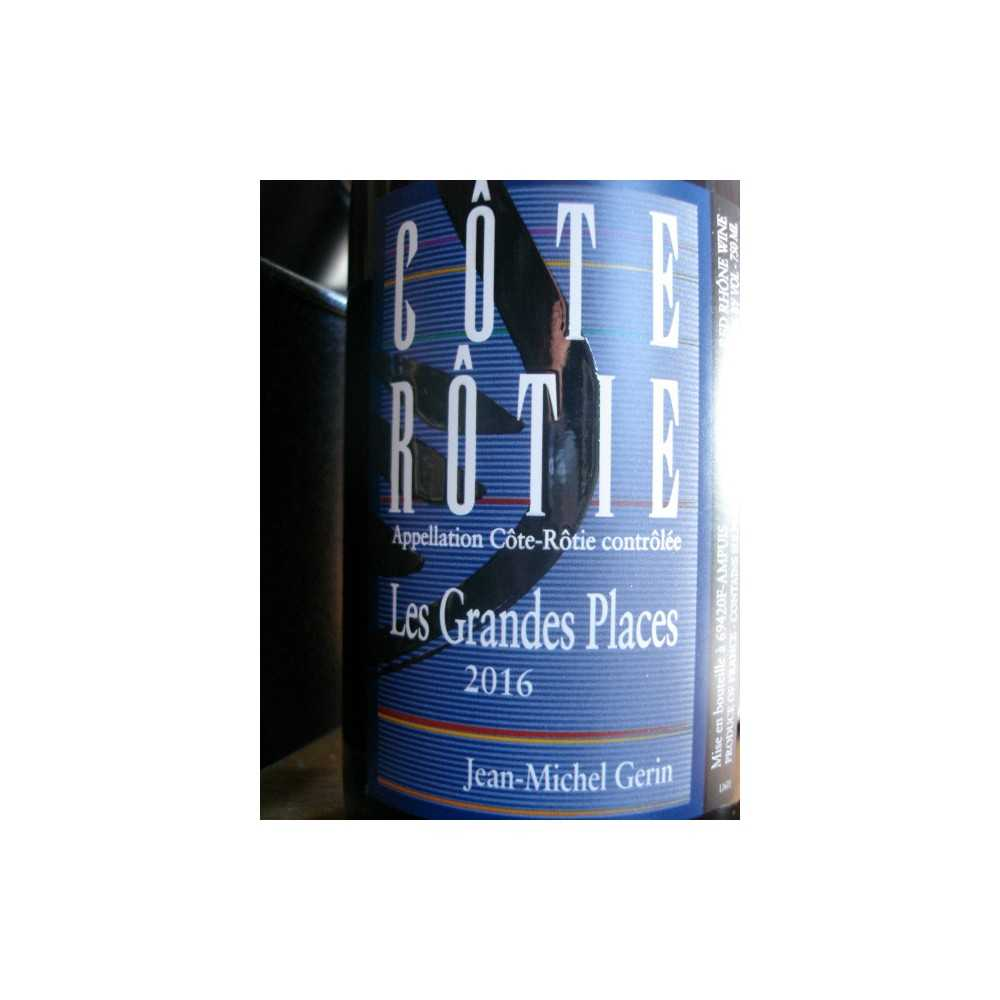 COTE ROTIE GERIN Les Grandes Places 2015