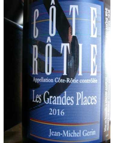 COTE ROTIE GERIN Les Grandes Places 2015 Magnum