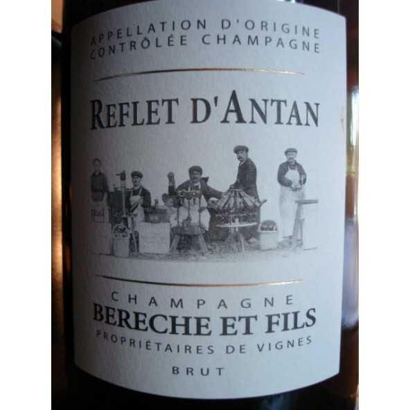 CHAMPAGNE BERECHE REFLET D'ANTAN