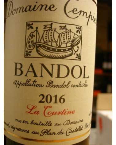 BANDOL ROUGE LA TOURTINE TEMPIER 2016