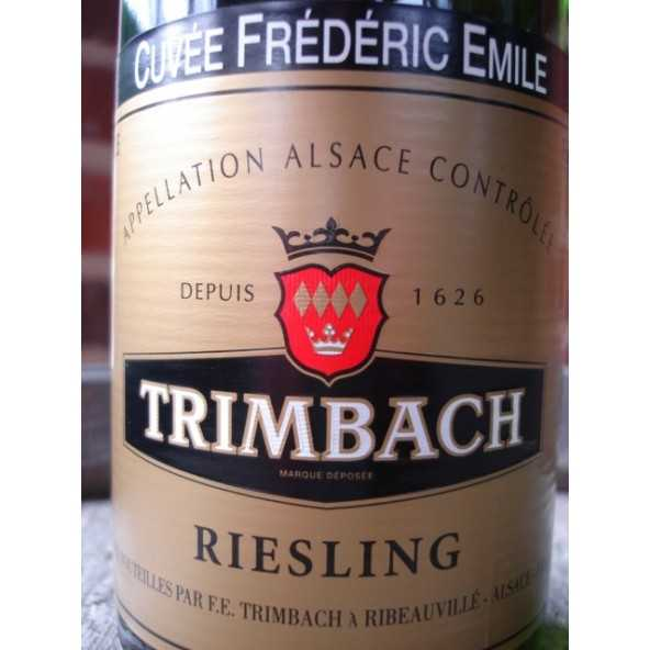 RIESLING FREDERIC EMILE Trimbach 2009