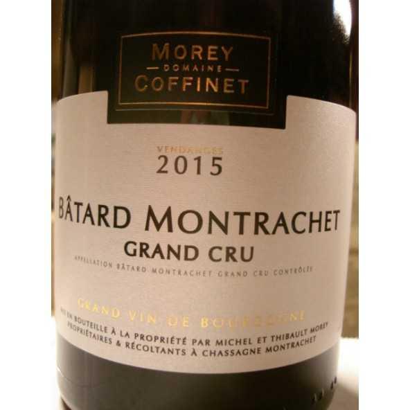 BATARD MONTRACHET grand cru MOREY COFFINET