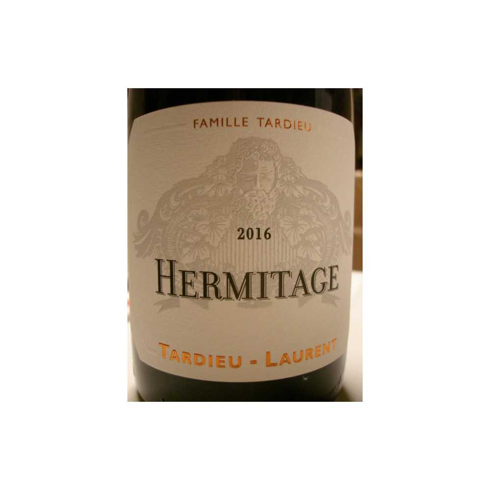 HERMITAGE ROUGE TARDIEU LAURENT