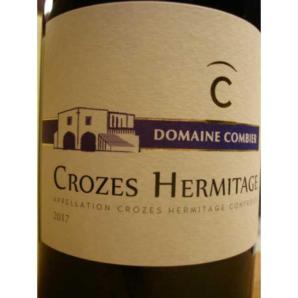 CROZES HERMITAGE ROUGE DOMAINE COMBIER  2016