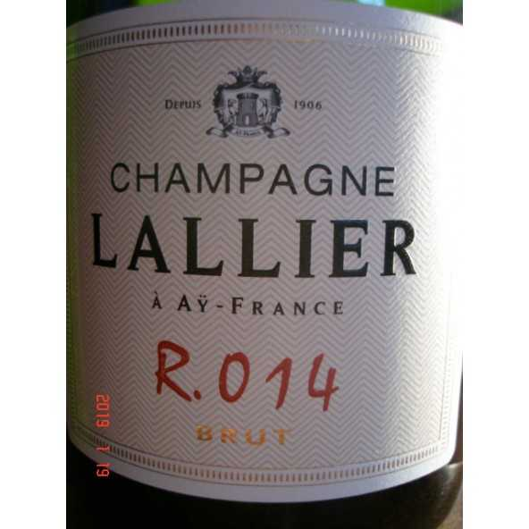 CHAMPAGNE LALLIER BRUT R.014