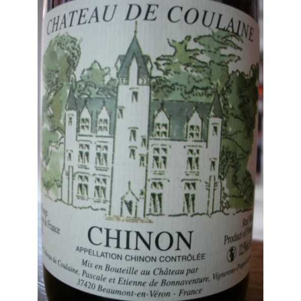 CHINON CHATEAU DE COULAINE
