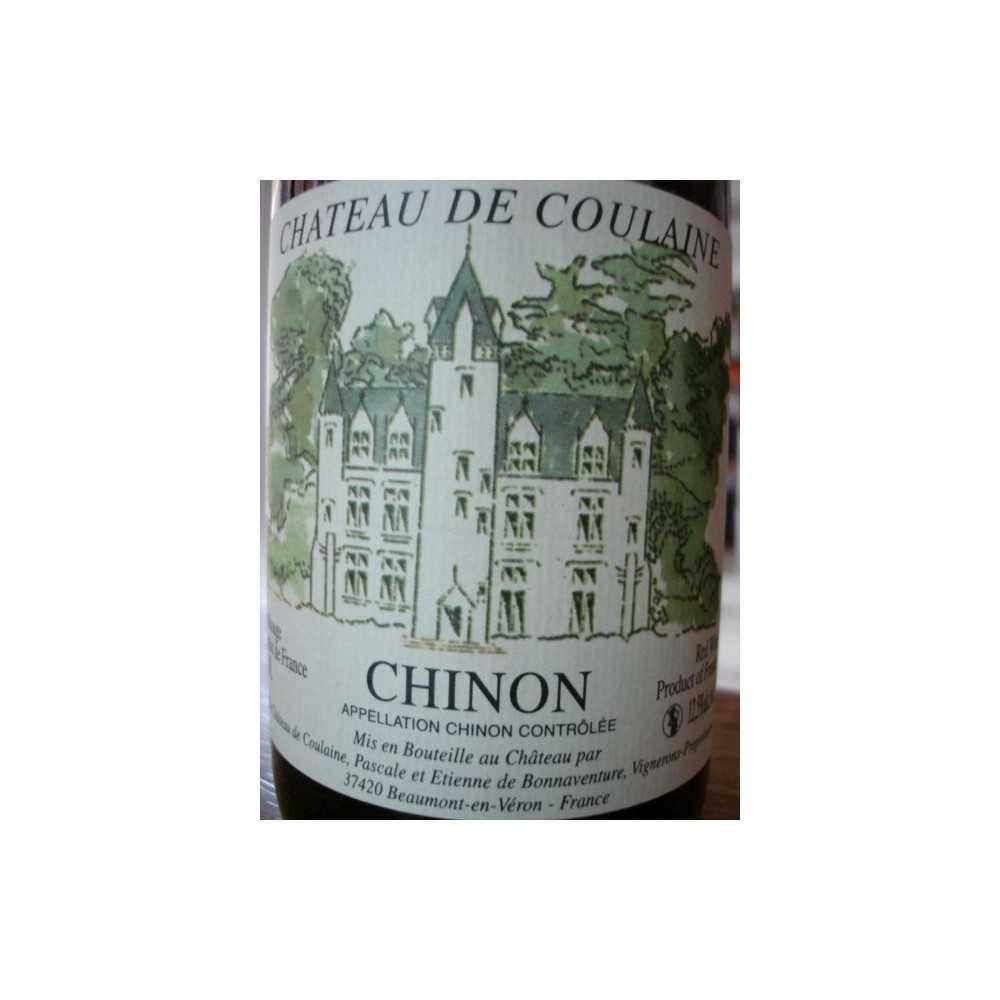 CHINON CHATEAU DE COULAINE