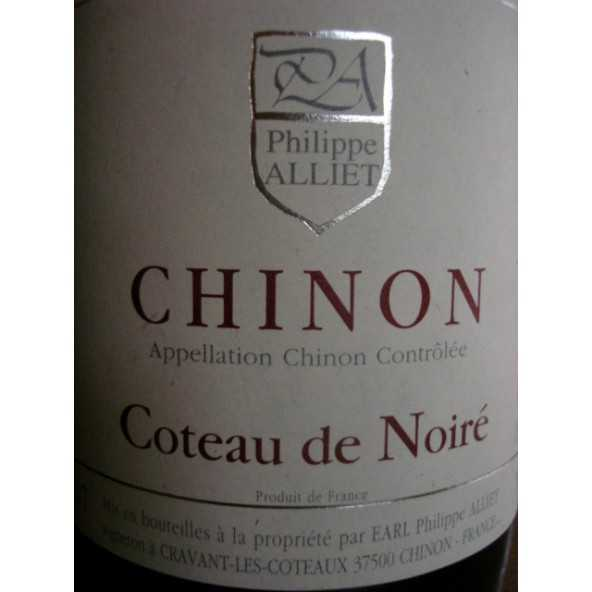 CHINON COTEAU DE NOIRE PHILIPPE ALLIET 20