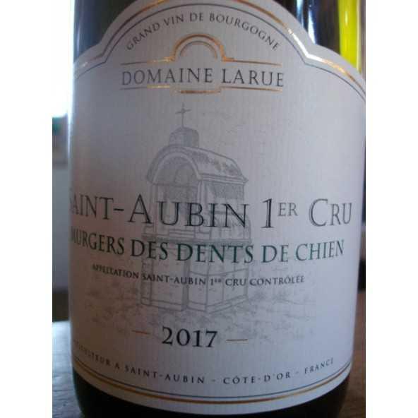 Saint Aubin 1er cru Murgers des Dents de Chien Dom.Larue 2015