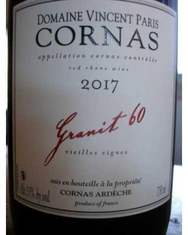 CORNAS Granit 60 Vincent Paris 2016