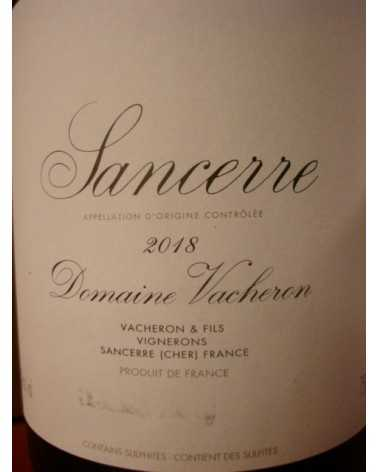 SANCERRE BLANC VACHERON 2017