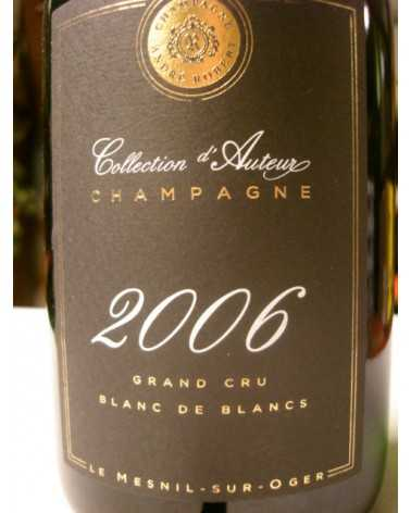 CHAMPAGNE ANDRE ROBERT COLLECTION D'AUTEUR GRAND CRU