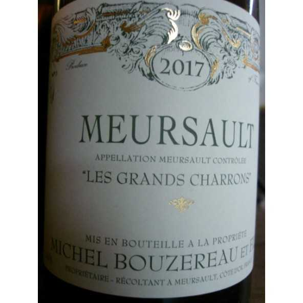 MEURSAULT Les Grands Charrons MICHEL BOUZEREAU 2016