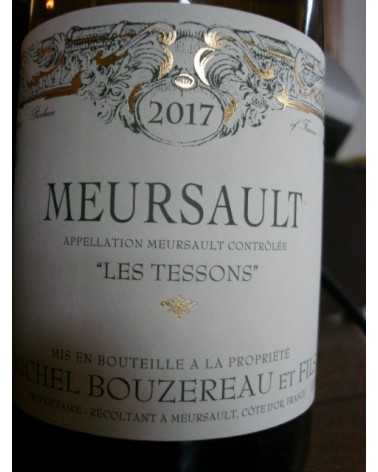 MEURSAULT Les Tessons MICHEL BOUZEREAU 2016