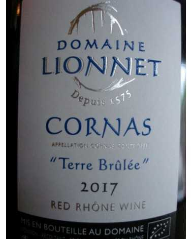 CORNAS TERRE BRULEE DOMAINE LIONNET