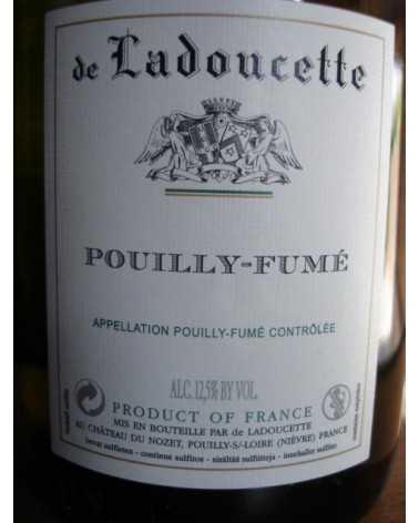 POUILLY FUME DE LADOUCETTE 2017