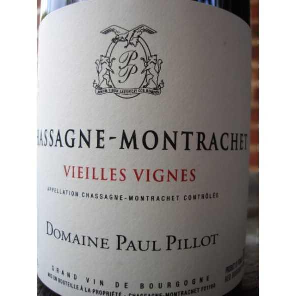 Chassagne-Montrachet  ROUGE Vieilles Vignes Dom.Paul Pillot