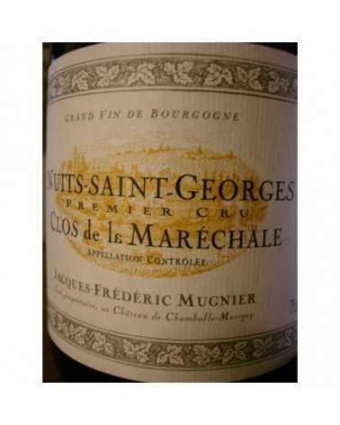 Nuits Saint Georges 1er cru Clos de la Maréchale J-F Mugnier