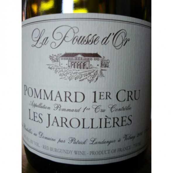 POMMARD 1er Cru Les Jarollières Pousse d'Or 2015