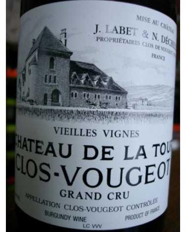 CLOS VOUGEOT Château de la Tour  Magnum  2005