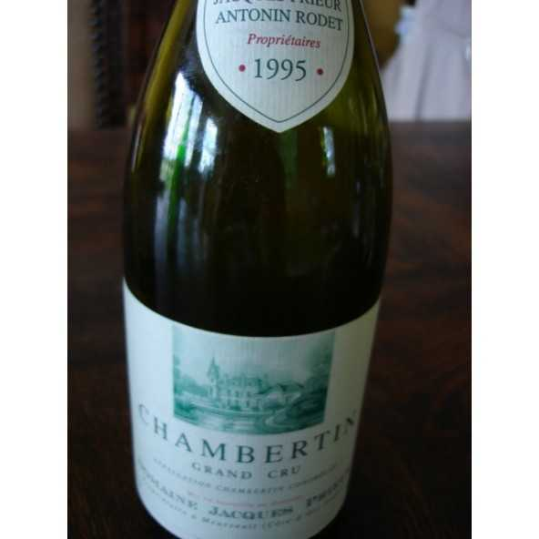 CHAMBERTIN  Domaine Jacques PRIEUR 1995