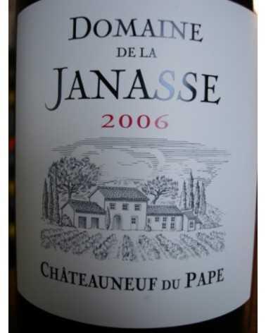 CHATEAUNEUF DU PAPE LA JANASSE 2006 Magnum