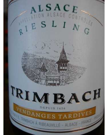 RIESLING TRIMBACH Vendanges Tardives 2002
