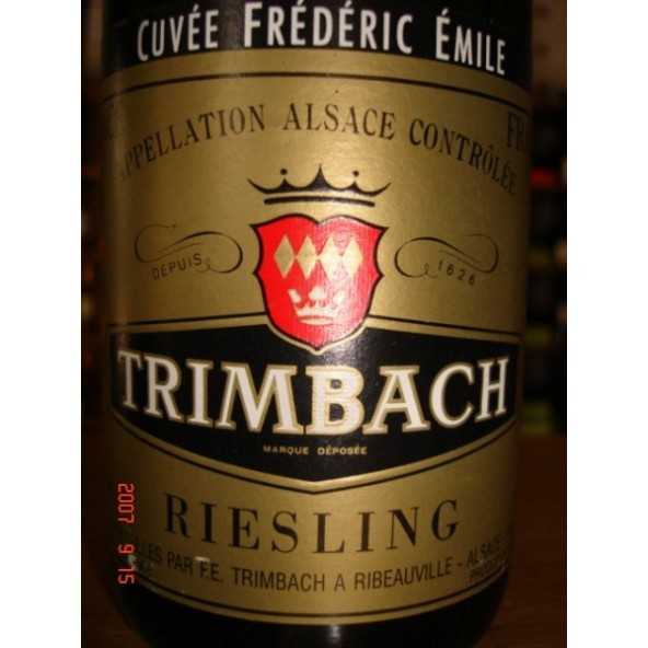 RIESLING FREDERIC EMILE Trimbach 2006