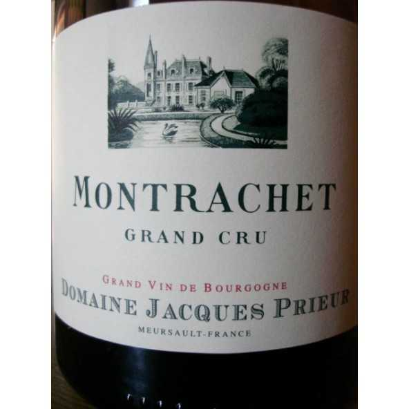 MONTRACHET Grand Cru 2007 Jacques Prieur Magnum